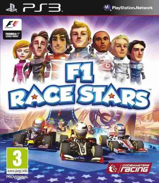Descargar F1 Race Stars [MULTI][Region Free][FW 4.3x][RiOT] por Torrent